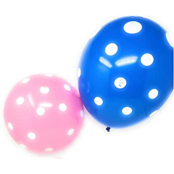Assorted 40ct 9 Latex Balloons