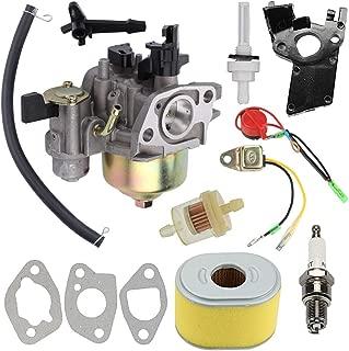 Trustsheer 16100-ZH8-W51 Carburetor fit Honda GX160 GX200 5.5 HP 6.5 HP Engine WP30X Water Pump Carb 16100-ZH8-W61