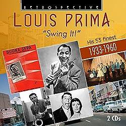 Louis Prima/Swing It/His 53 Finest 1933/1960