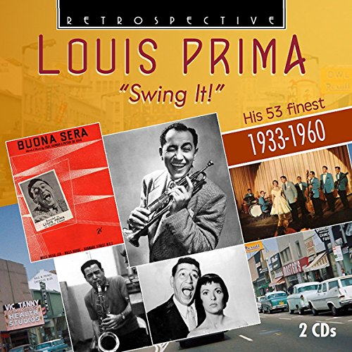 Louis Prima/Swing It/His 53 Finest 1933/1960