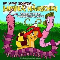 Die kleine Schnecke Monika Haeuschen 1: Warum stolpern Tausendfuessler nicht?