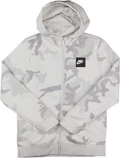 Nike Boys Camo Club Full Zip Hoodie