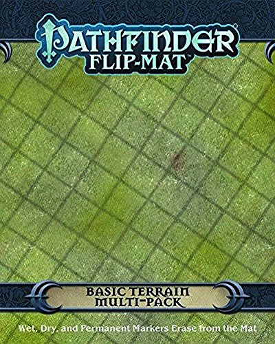 Pathfinder: Flip-mat - Basic (multipack)