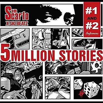 5 Million Stories, Vol. 1 & 2