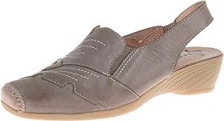 Luxat 36630250103 Jorda Marine Blanc Casse Chaussures pour Femme