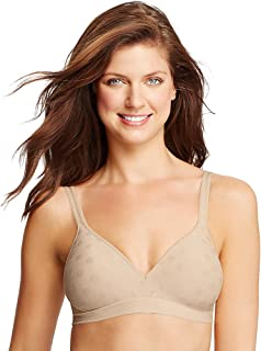 Hanes Womens Perfect Coverage ComfortFlex Fit Wirefree Bra(G260)