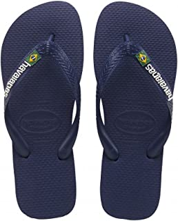 Havaianas Authentic Original Brasil Logo Unisex Flip Flops Beach Sandals