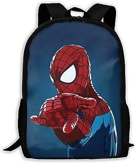 Custom Cool Spiderman Casual Backpack School Bag Travel Daypack Gift