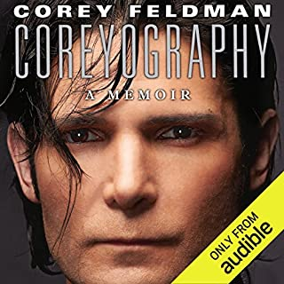 Coreyography audiobook cover art