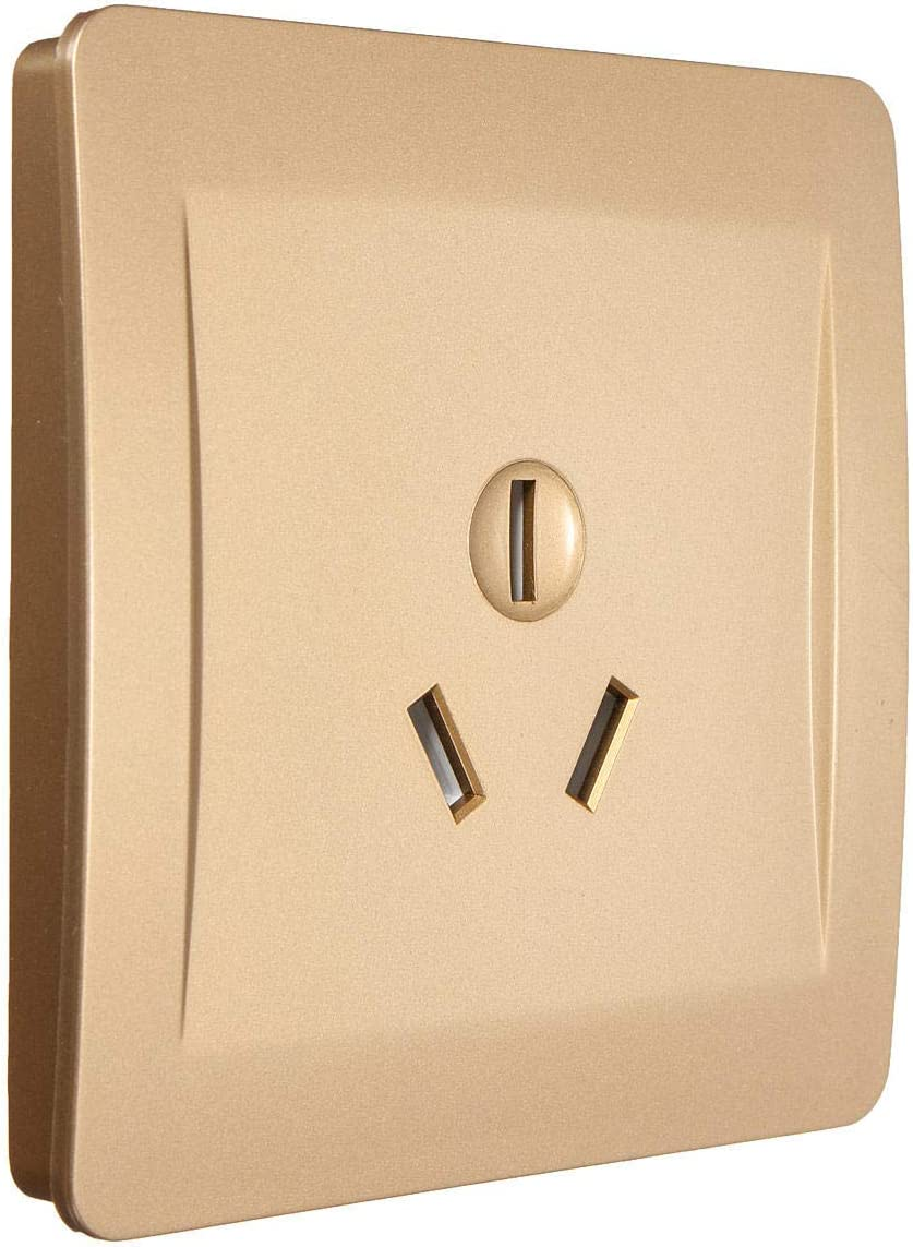 Switches AC110-250V sold Portland Mall out Electric Wall Switch Charger Socket Adapter
