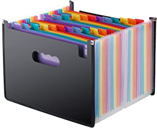 13/24/37/48 Pockets Dossier de fichier Dossier A4 Organisateur Portable Business Business Fichier Supports de documents (S...