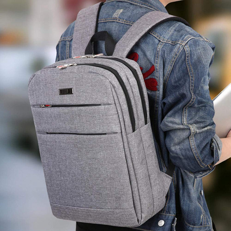Neue Mnner Rucksack 15,6-Zoll-Laptop-Rucksack mit groer Kapazitt Casual Style Bag wasserdichte Rucksack Tasche Mnner und Frauen