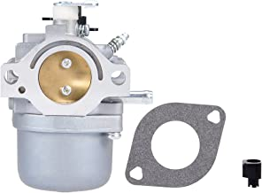 uxcell 28R707 Carburetor Carb Replacement for Briggs & Stratton 28F707 28T707 28V707 Engine with Gasket