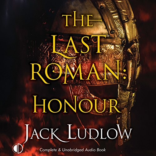 The Last Roman: Honour audiobook cover art
