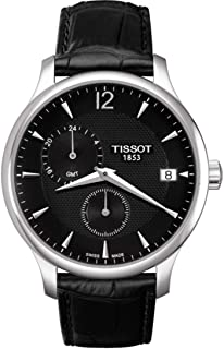 Tissot Casual Watch For Men Analog Leather -