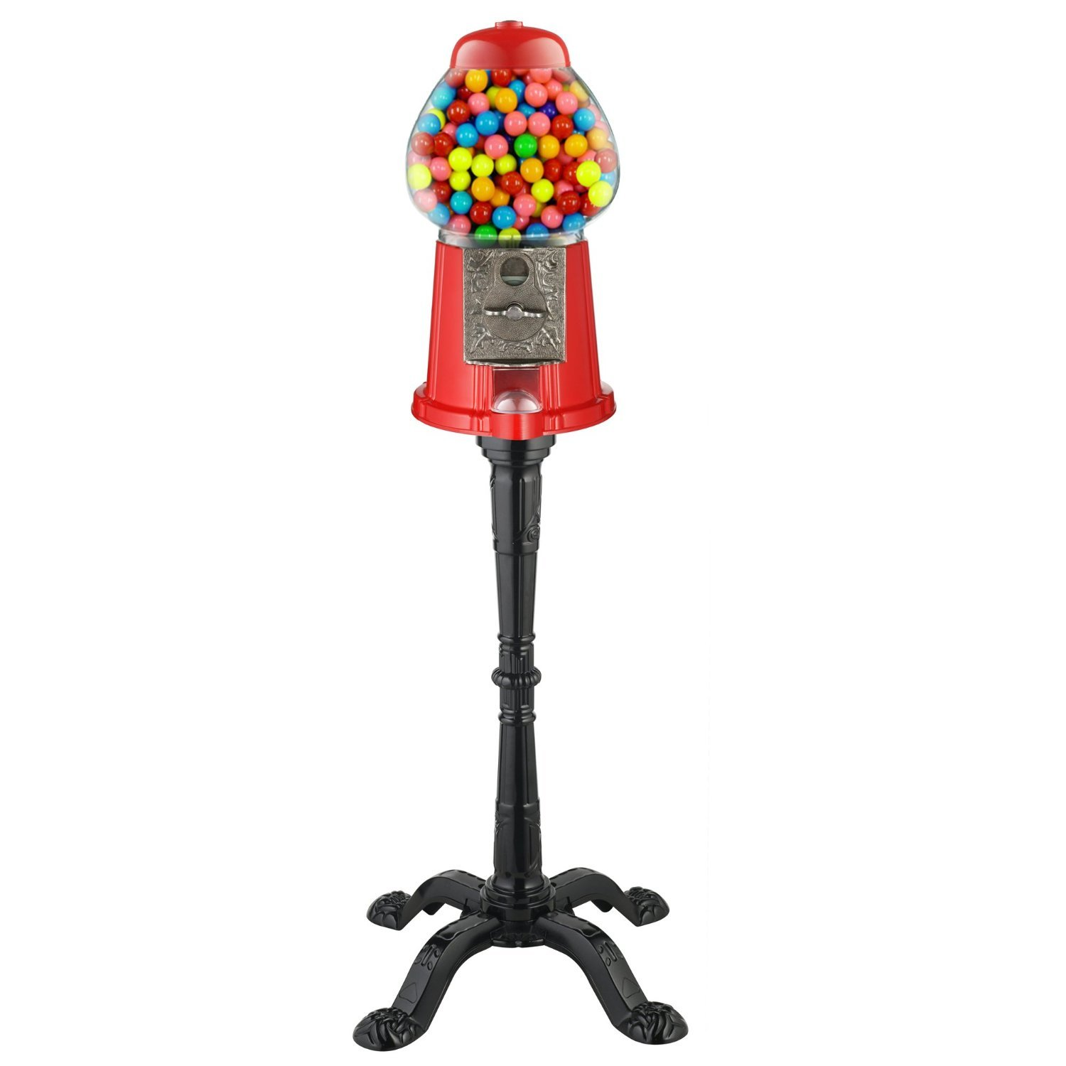 Store Carousel King Size Antique Gumball with Machine San Diego Mall 62 Stand Holds