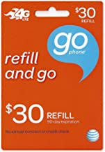 at&t go phone instant refill