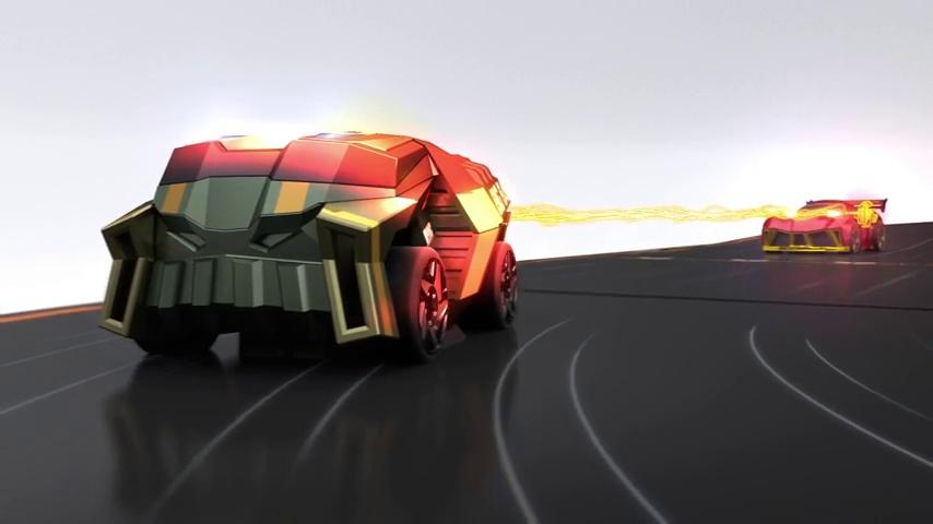 Carrera Exclusiv//Evolution Slot Car Track Bottleneck 20020516