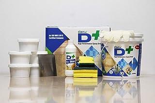 DFIX DF 1010 WHITE 2 PART EPOXY GROUT 1 KG