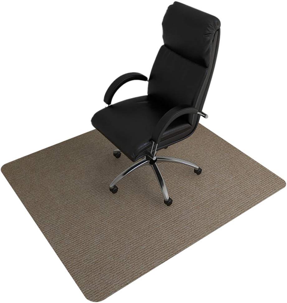 Office Chair Mat for Hardwood Floor, Upgraded Version Chair Mat Hard Floor Protector, 1/6