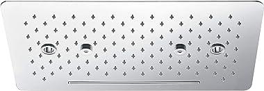 Artrie Multi-Function SUS304 Premium Shower-Head, Ceiling Mountable, 3-Function (Rain, Mist & Waterfall), Ultra-Slim with