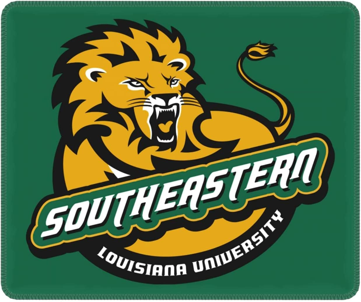 Southeastern excellence Save money Louisiana Lions Mouse Pad Compu for Wireless