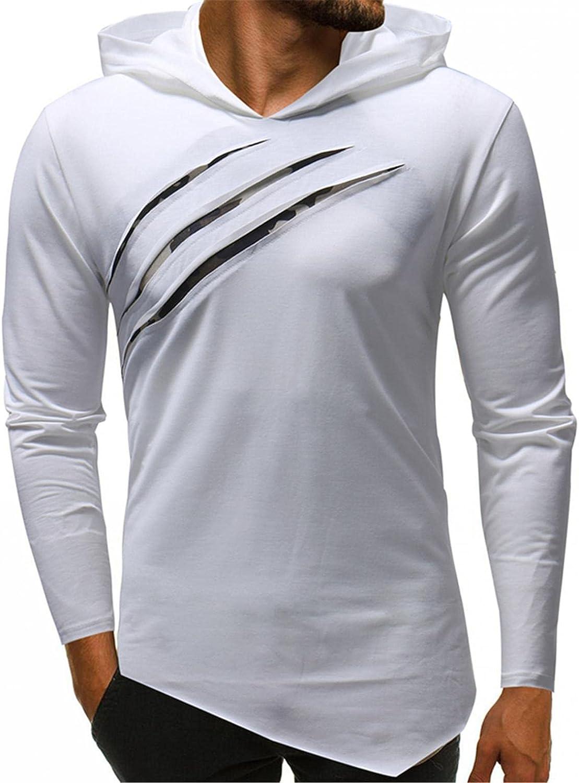 Qsctys Sweatshirts for Men 100% quality mart warranty Fashion - Sol Athletic Skinny Hoodies