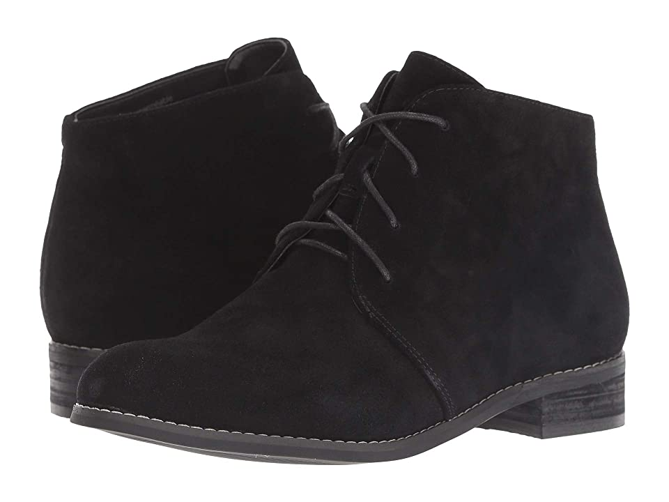 Blondo Rayann Waterproof (Black Suede) Women