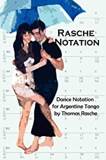 Rasche Notation for Argentine Tango