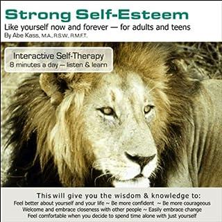 Strong Self-Esteem audiobook cover art