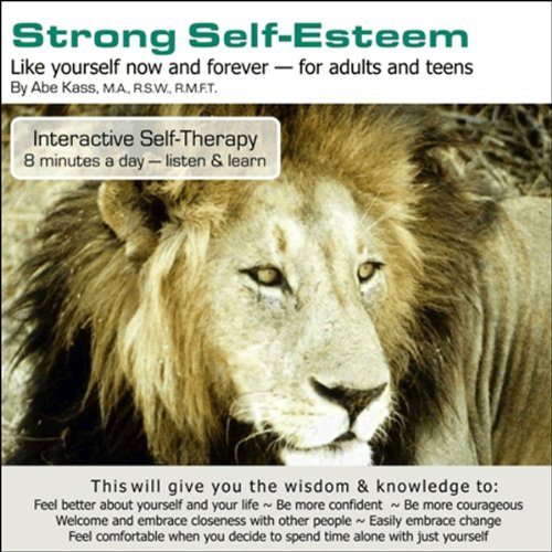 Strong Self-Esteem audiobook cover art
