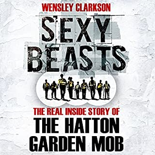 Sexy Beasts cover art