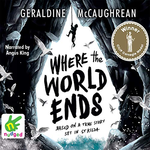 Where the World Ends audiobook cover art