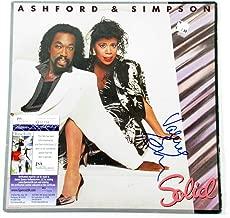 Valerie Simpson Signed Record Album Ashford & Simpson Solid JSA AUTO