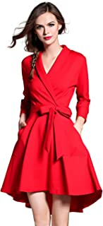 pleated coat dress