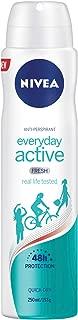 Nivea Womens Everyday Active Fresh Anti-Perspirant 250ml