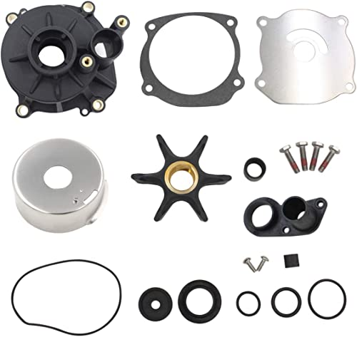 lowest CM Water Pump Repair online Kit Replacement with Housing online sale for Johnson Evinrude V4 V6 V8 85-300HP Outboard Motor Parts 5001594 outlet online sale