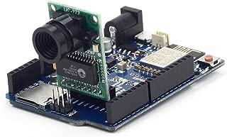 Arducam ESP8266 UNO Board and OV2640 Mini Module Camera Shield Compatible with Arduino UNO R3