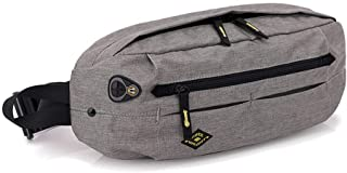 MYXMY Outdoor Chest Bag Men's Shoulder Messenger Bag Female Trend Students Across The Pocket Casual Chest Small Backpack Bag (Color : E)