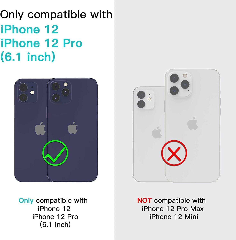 SZINTU for iPhone 12/12 Pro 6.1