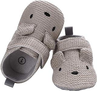 fa7d59e8cd8cb DEBAIJIA Unisexe Chaussettes Chaussures Bébés Premier Pas Tissu en Coton