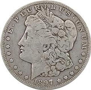 Morgan Silver Dollar (Pre 1921 Morgan Silver Dollar 1878 to 1904)