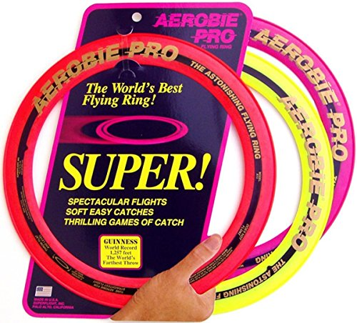 Aerobie Anillo Volador Pro, Record de Distancia del Guiness World of...