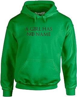 Brand88 - A Girl Has No Name, Printed Hoodie