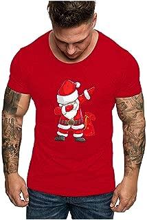 mesdames fantaisie homme santa de noël nouveauté Noël elf t-shirt top tee cadeau filles