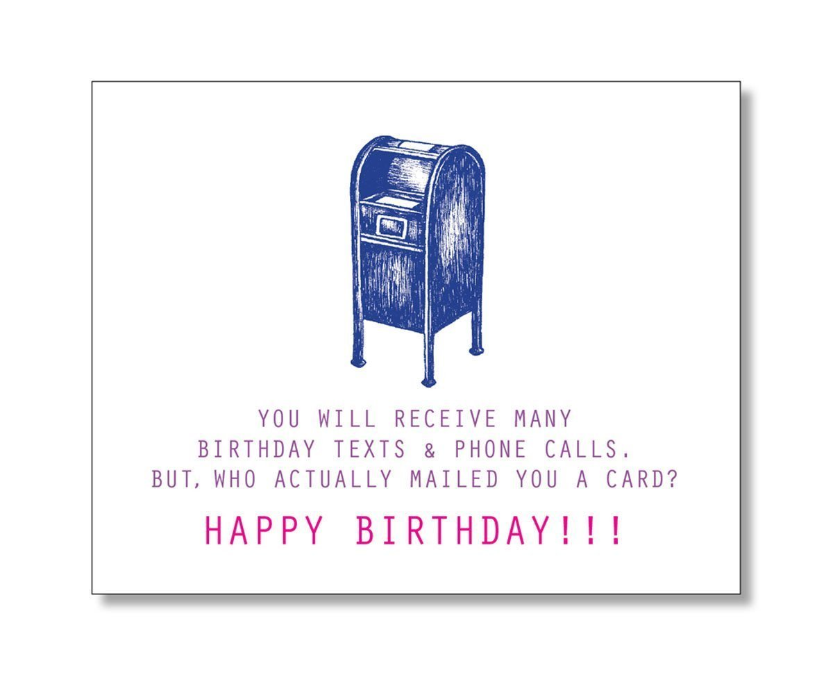 New mail order Free Shipping Cheap Bargain Gift Mailbox Happy Card Birthday