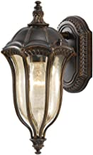 Feiss Baton Rouge OL6001WAL Outdoor Wall Sconce - LED Integrated [並行輸入品]