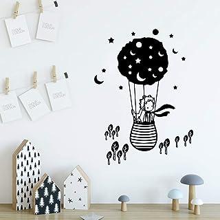 Outflower Petit Prince et Renard DIY Autocollant Muraux de Stickers Muraux /à D/écoration DInt/érieur Autocollants Wall Stickers,Salle De S/éjour Chambre /À Coucher Autocollants Amovibles