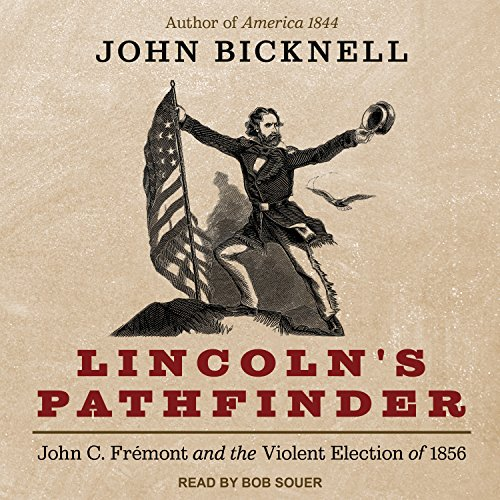 Lincoln's Pathfinder cover art
