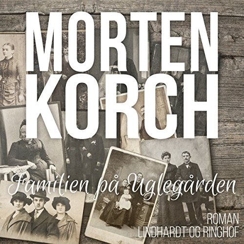 Familien på Uglegården cover art